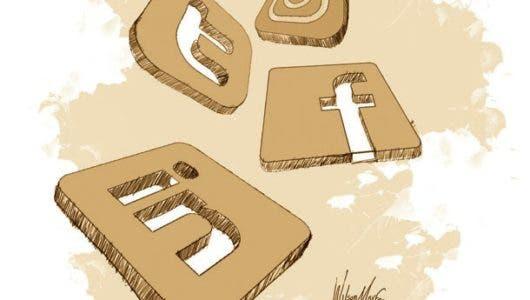 El ying y yang de las redes sociales