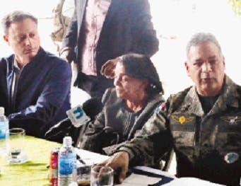 Autoridades evalúan primer mes Plan Frontera
