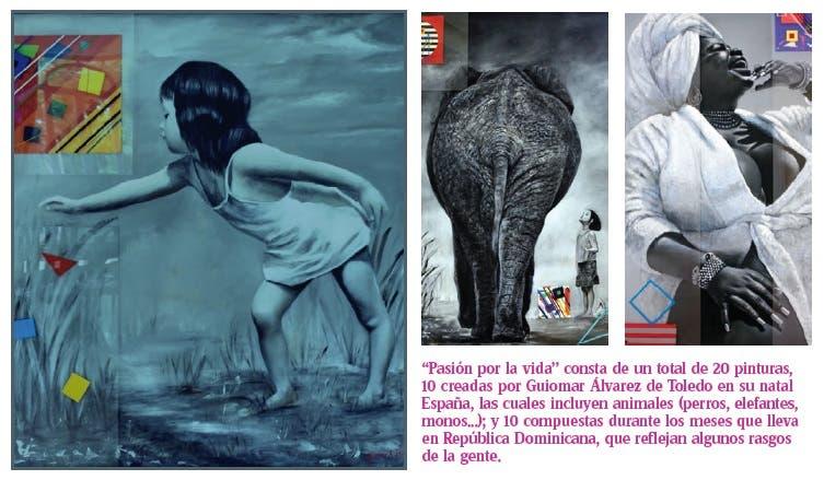 Artista española Guiomar Álvarez de Toledo expondrá por primera vez en el país