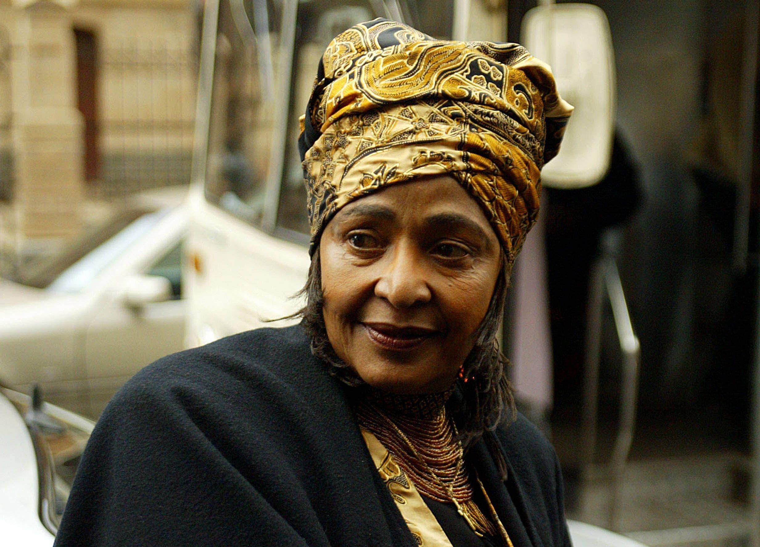 Muere Winnie Mandela, exesposa del expresidente sudafricano Nelson Mandela