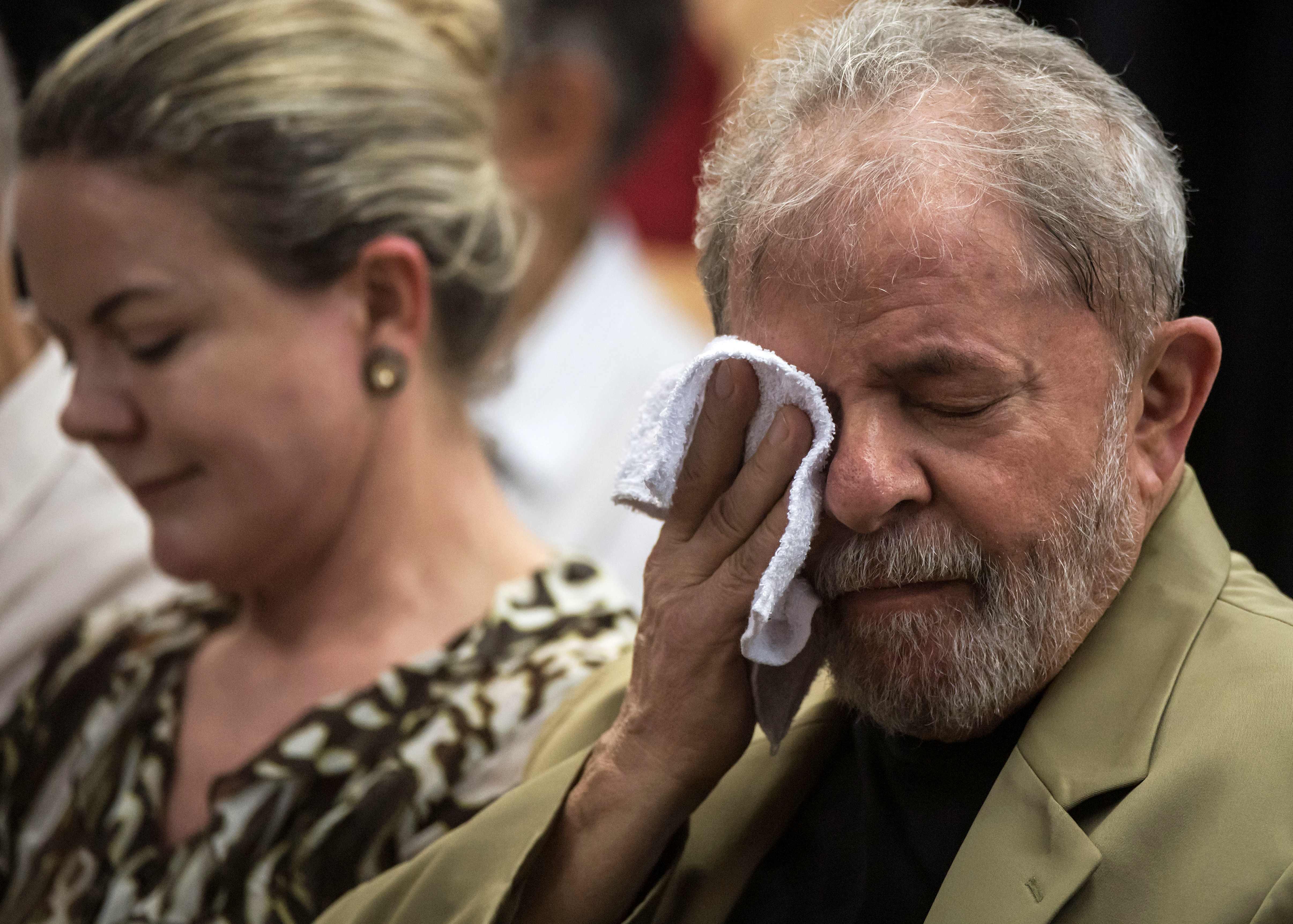 ¿Qué pasará en Brasil si Lula Da Silva va a la cárcel?
