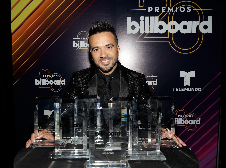 Listado completo de los ganadores de Premios Billboard de la Música Latina