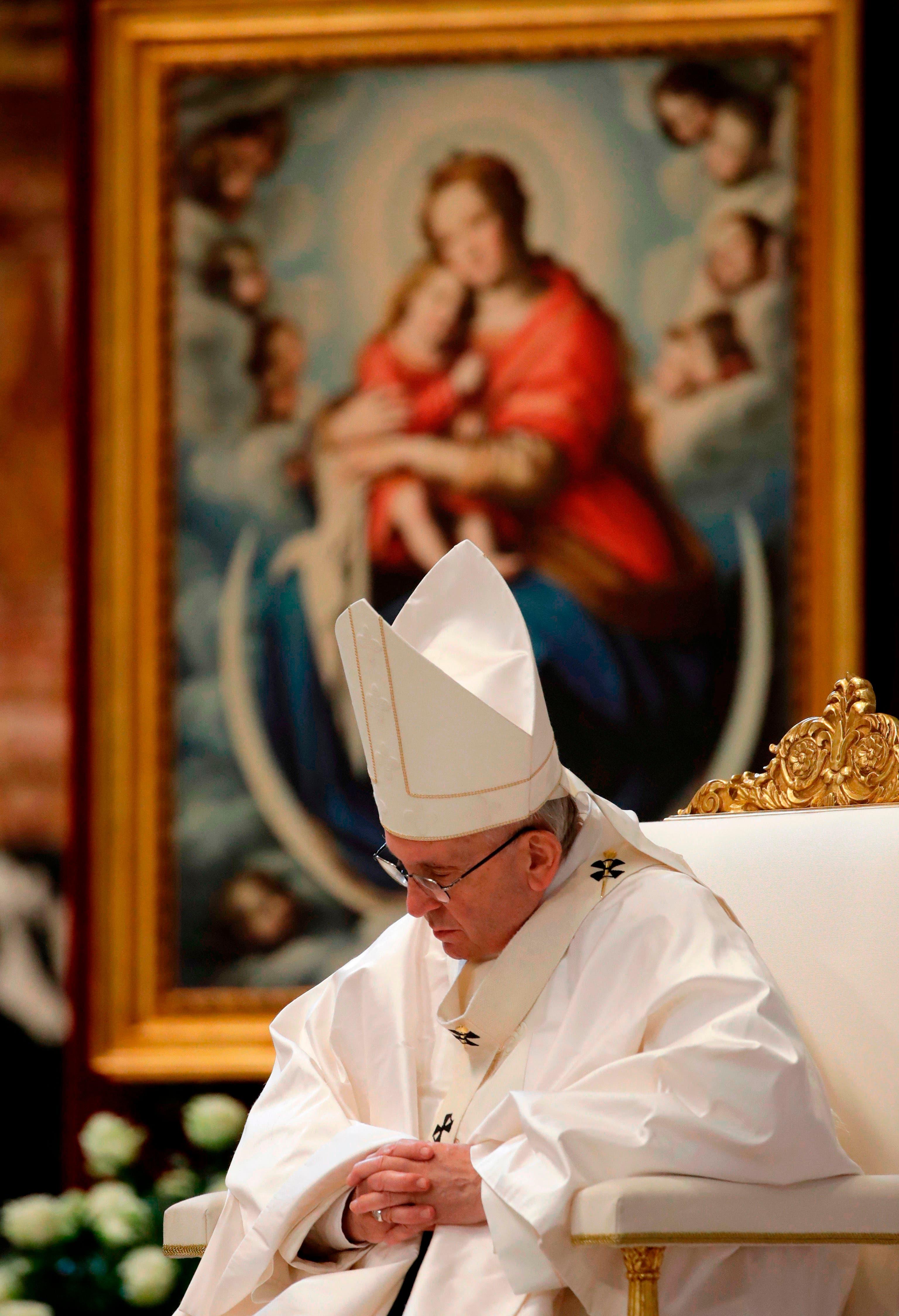 El papa Francisco profundamente preocupado por la incapacidad para el acuerdo en Siria