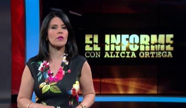 Alicia Ortega.