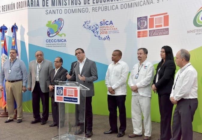 Ministros de Educación y Cultura de Centroamérica aprueban agenda regional
