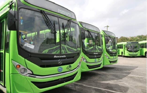 Autobuses de la OMSA/Fuente externa.