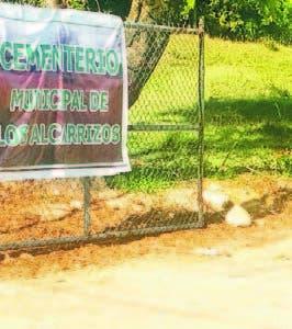 Regidor pide presidente declare terreno de utilidad pública  para cementerio