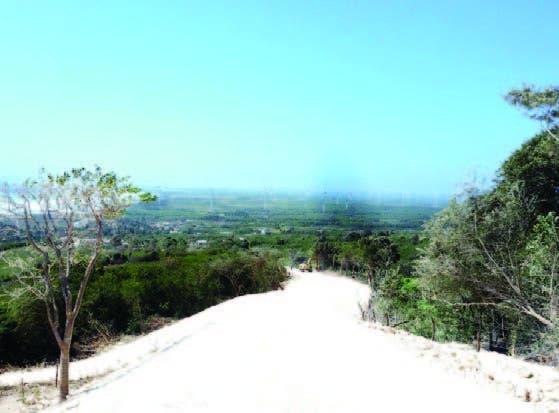 Con nuevas vías se promueve el turismo de montaña