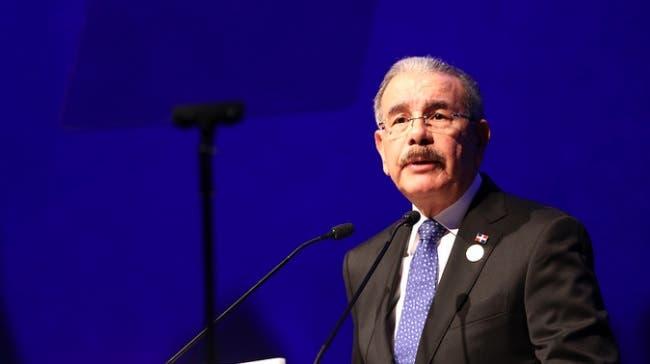 Discurso completo del presidente Medina en la Cumbre de Las Américas