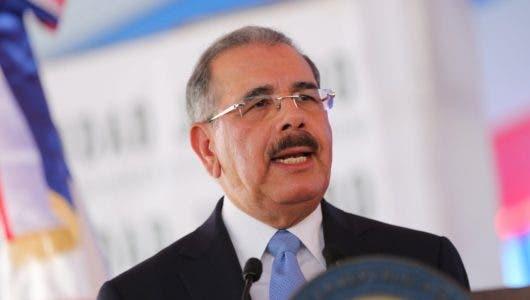 Medina destaca  aportes zonas francas al desarrollo nacional