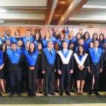 El procurador Jean Alain Rodriguez encabezó la graduación de 83 nuevos fiscalizadore s.
