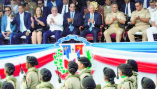 Desfile recuerda 174 años gesta  30  Marzo
