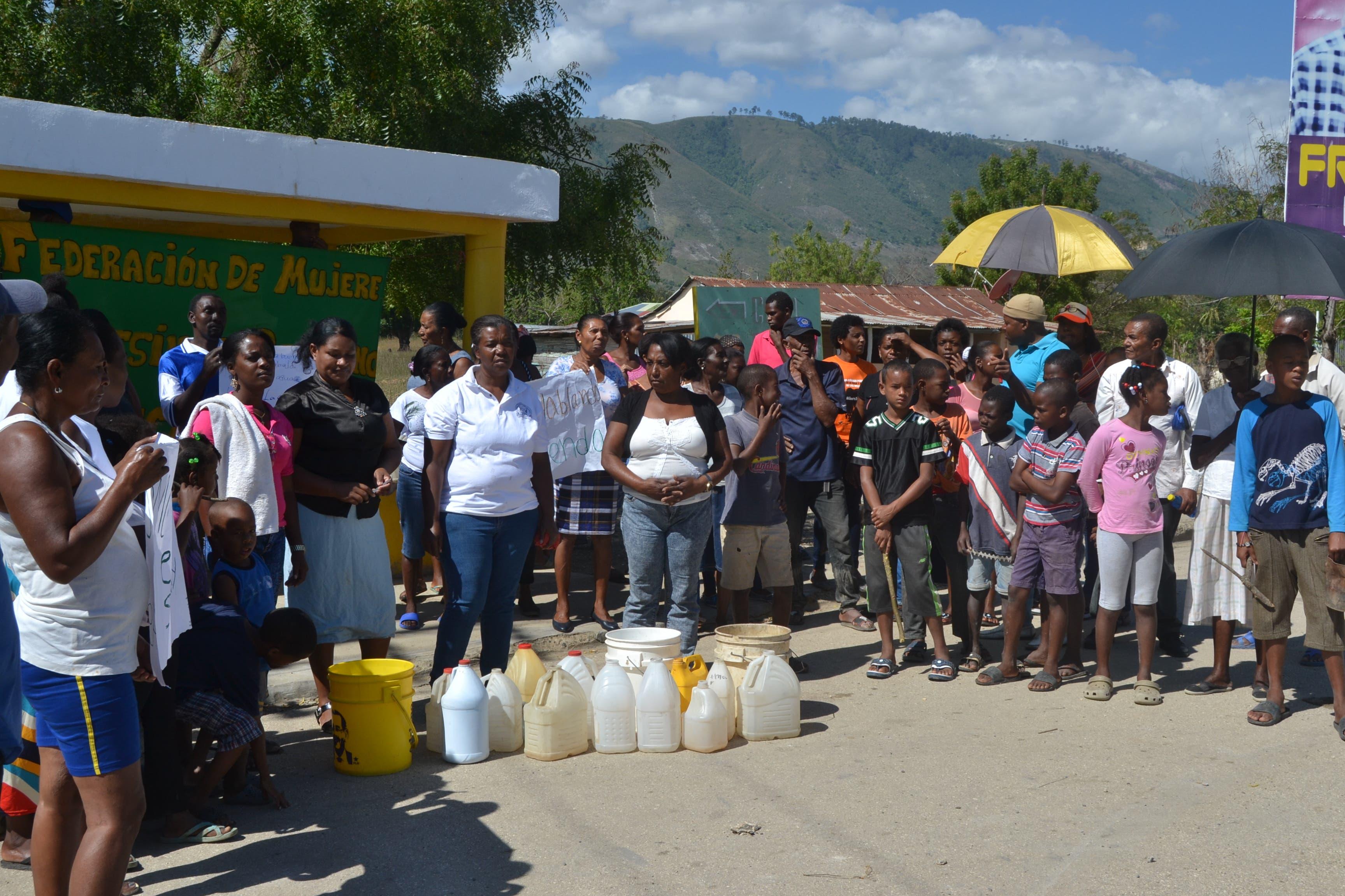 Video: Exigen al gobierno termine acueducto de Guanito iniciado hace 32 años
