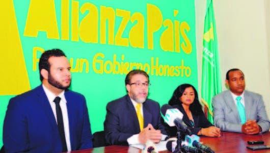 Alianza País intima JCE inicie reglamentos rijan elecciones 2020