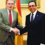 Iñigo Méndez y Andrés Navarro
