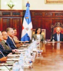 Consejo de Gobierno supervisa metas; 81 % en ejecución