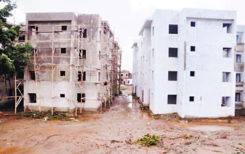 Crecida Camú inunda barrios y edificios construye Gobierno