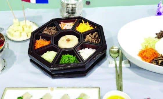 Los asistentes podrán degustar los productos comestibles coreanos.