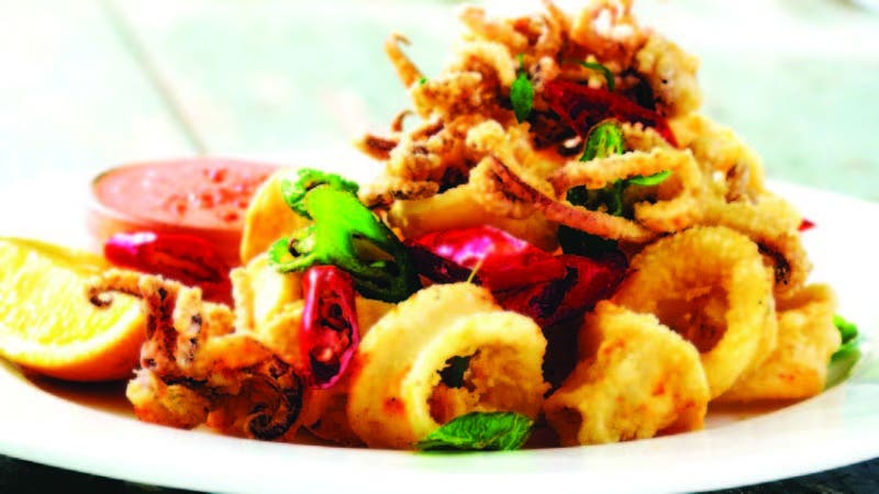Los calamares son una rica fuente de nutrientes, ideales para el organismo