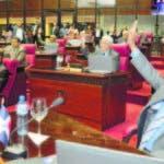 Los senadores que responden al presidente Danilo Medina apoyaron la conflictiva iniciativa