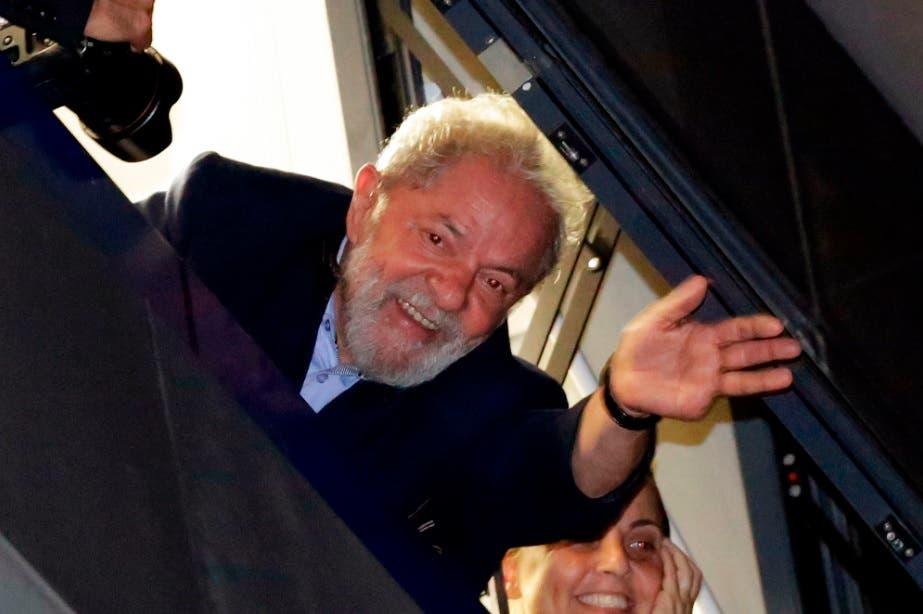 Lula es absuelto en uno de los procesos que enfrenta en la Justicia