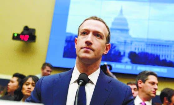 Mark Zuckerberg, consejero delegado y fundador de Facebook