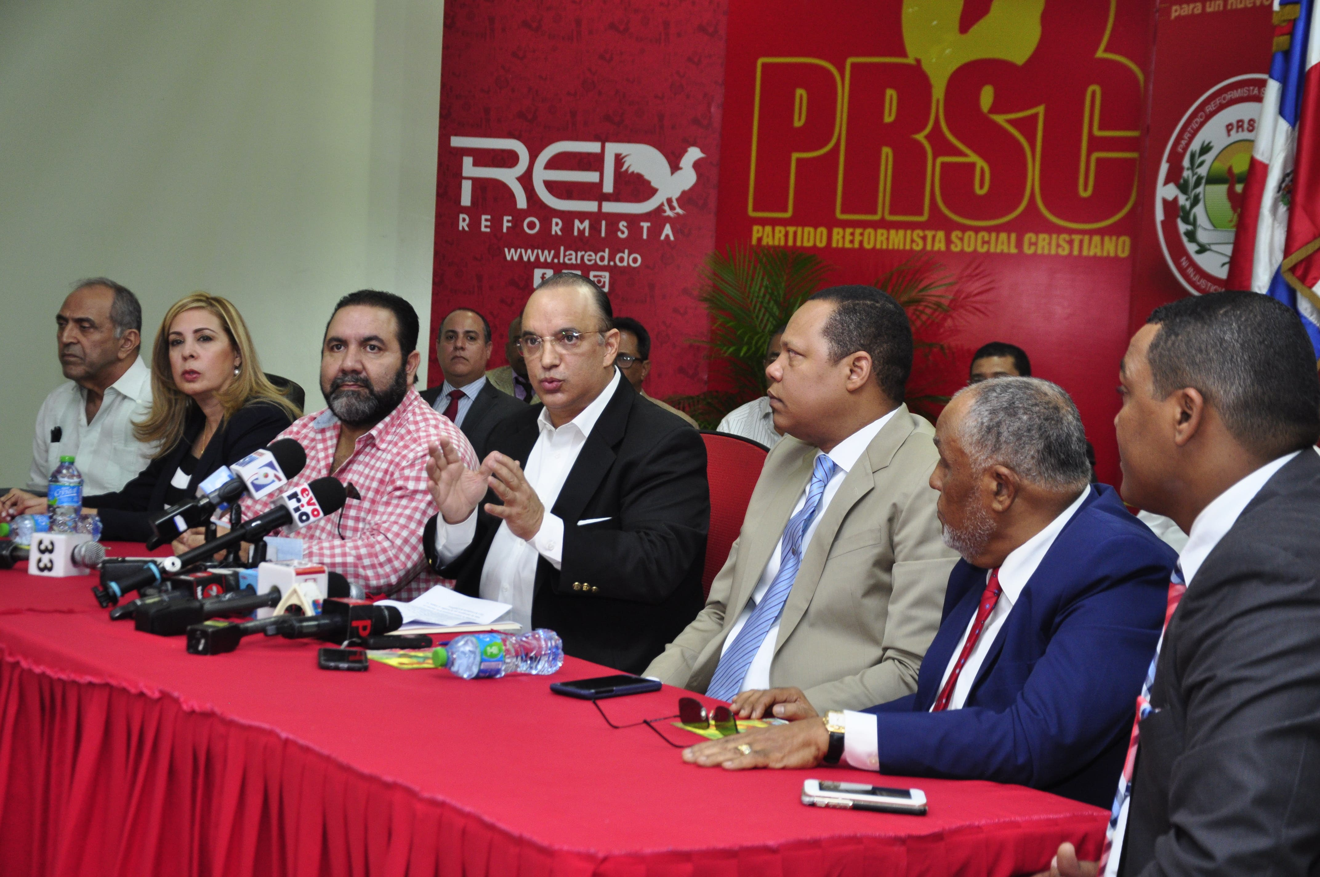 La decisión del TSE sobre asamblea eligió a Quique Antún presidente PRSC