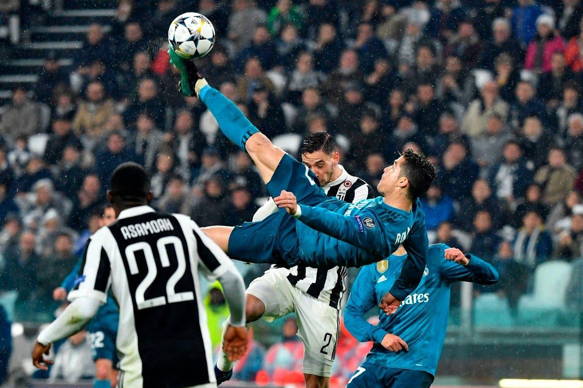 La magia de Cristiano Ronaldo acerca al Madrid a semifinales