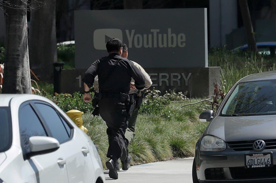 Policía confirma «tiroteo activo» en oficinas de YouTube en California
