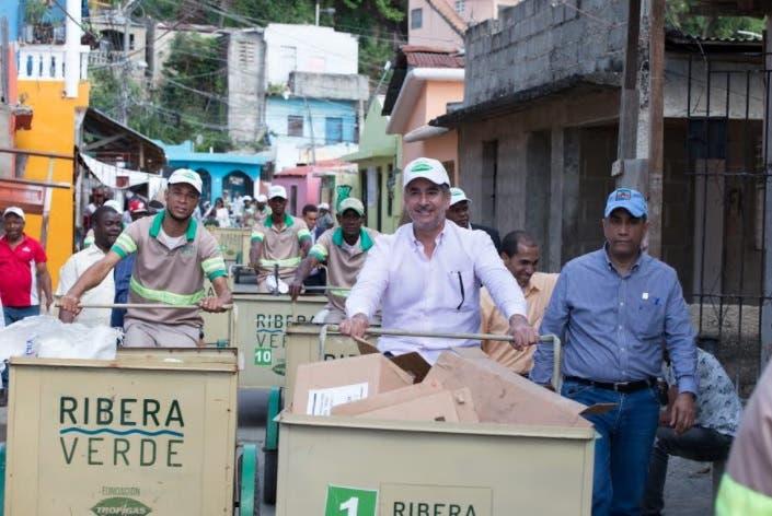 Triciclos para recolectores de desechos en La Ciénaga