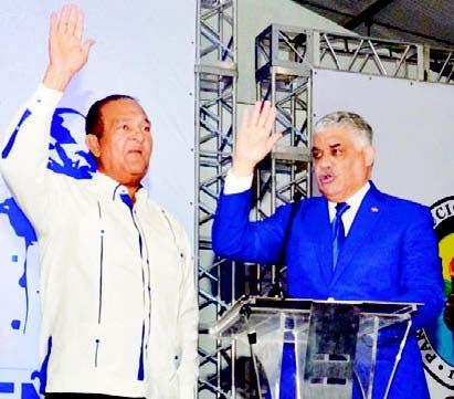 Antonio Marte une su movimiento político al PRD