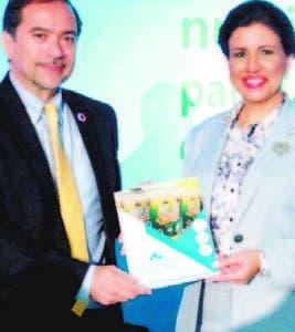 William Vigil y Margarita Cedeño
