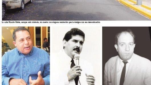 El misterio de la calle Ricardo Robles