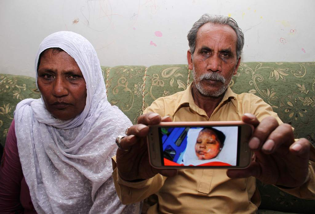 Musulmán quema viva a una mujer cristiana en Pakistán