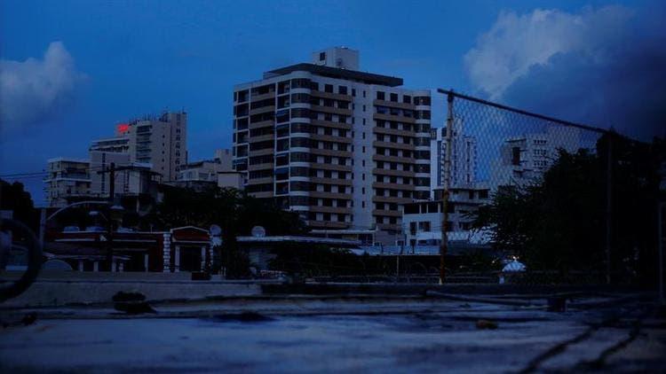 Se reporta nuevo apagón de electricidad en Puerto Rico afectando a miles
