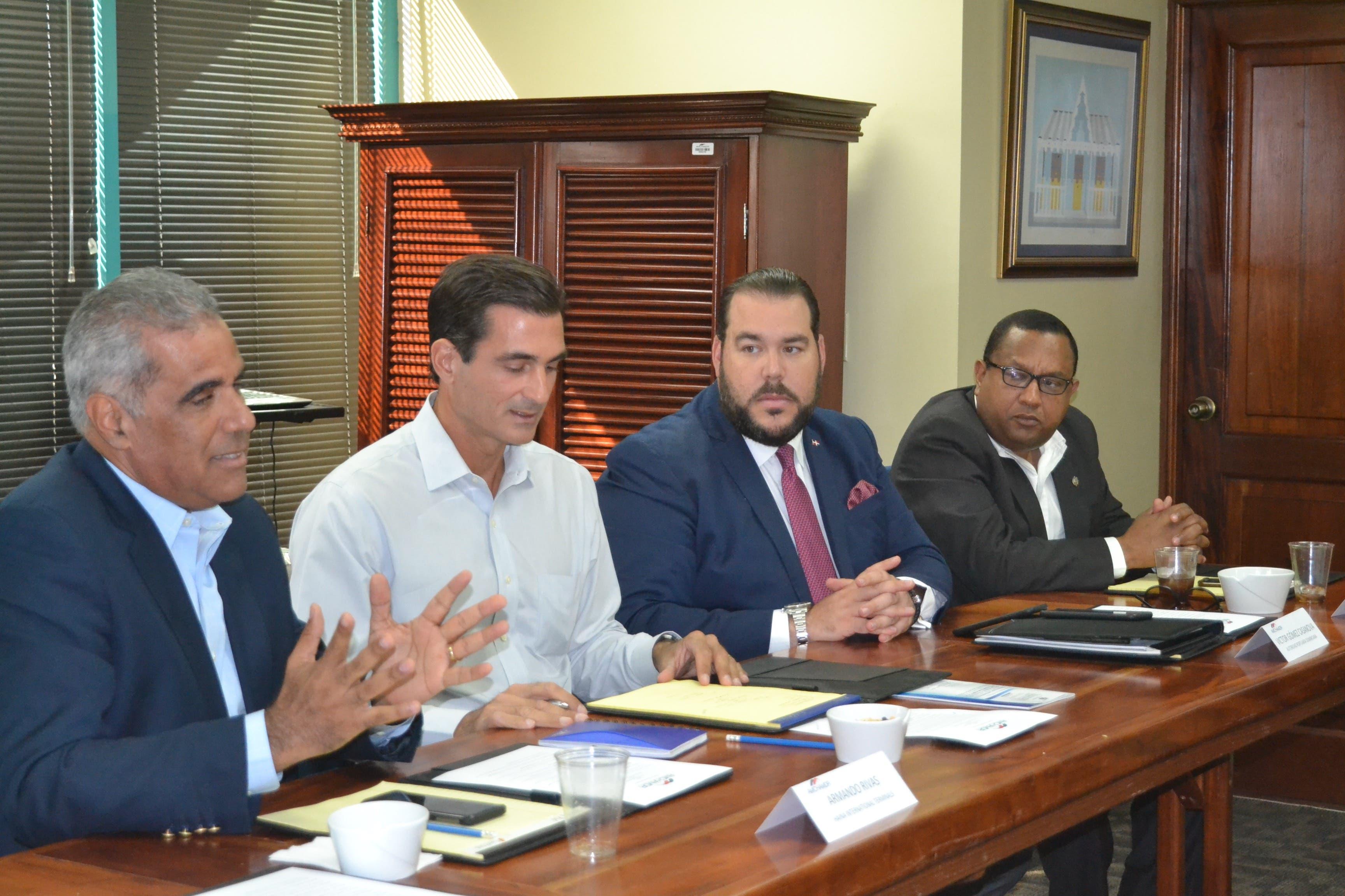 Autoridad Portuaria se incorpora al Comité de Facilitación del Comercio de la AMCHAMDR