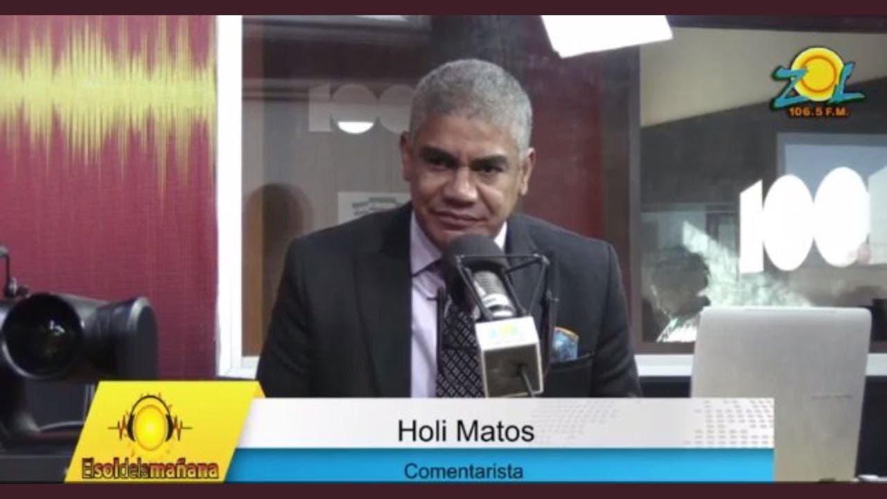 Holi Matos advierte a diputados que el soborno es un delito