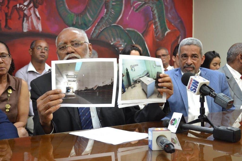 CMD atribuye muertes de recién nacidos a bacterias y otras deficiencias del hospital Jaime Mota de Barahona