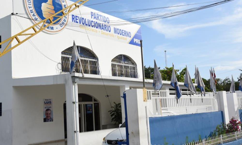 Conozca los 21 nuevos vicepresidentes electos del PRM