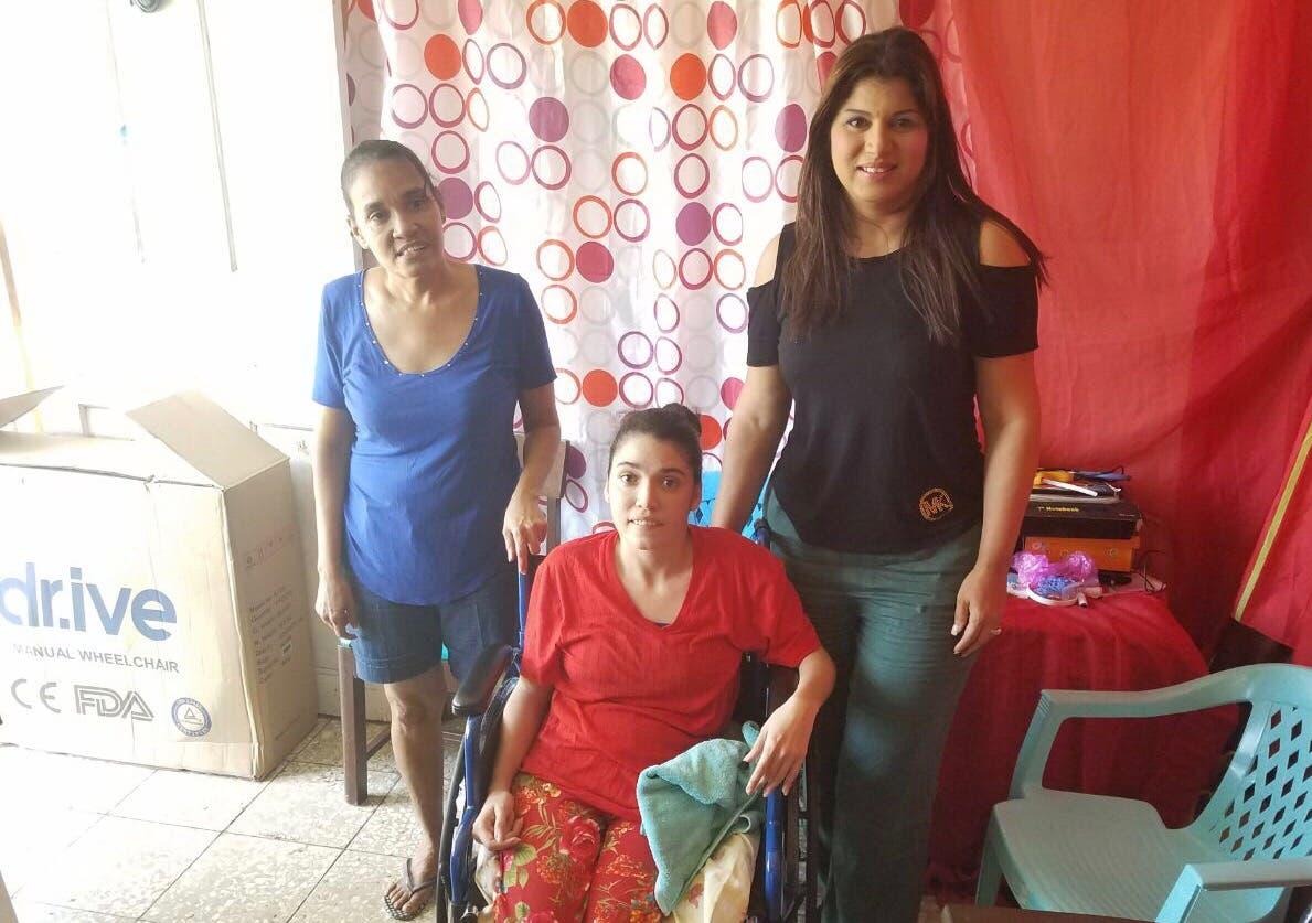 Video: Fundación Cerca de Ti  acoge llamado del periódico Hoy digital  y ayuda a joven con discapacidad