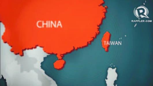 DE TAIWAN A CHINA  Otra república china