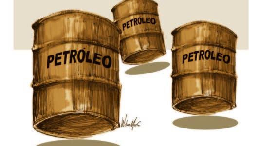 Encarecimiento del petróleo