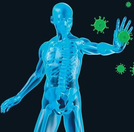personas con sistema inmunologico fuerte