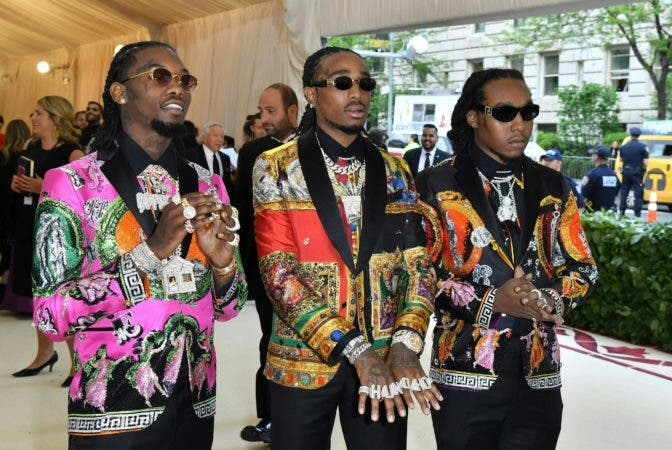 22. Quava, Takeoff y Offset of Migos