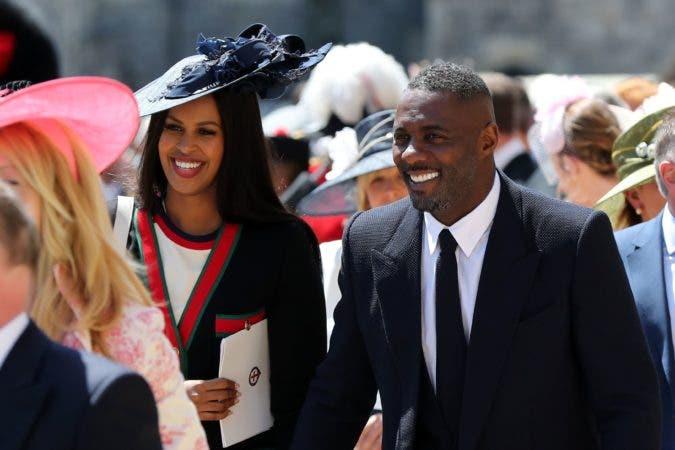 20. Actor Idris Elba