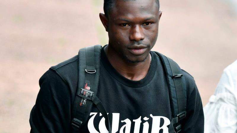 Mamoudou Gassama.