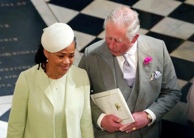44. Príncipe Charles y Doria Ragland