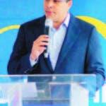Alcalde del DN, David Collado