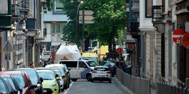 Pistolero mata al menos dos agentes de policía y a un peatón en Bélgica