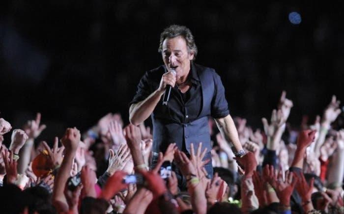 Bruce Springsteen/AP